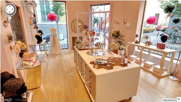 Tour Virtual en la tienda Monic - Madrid: Foto de la tienda